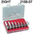 EIGHT HEXAGON SOCKET BIT 21SB-S7